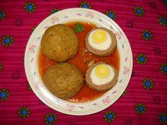 Cuisine of Karachi: Nargisi Kofta نرگسی کوفتے