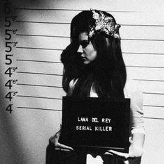 Lana Del Rey - Serial Killer.