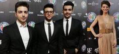 I ragazzi de Il Volo ospiti della Bocelli & Zanetti Night: il video in Granada con Andrea Bocelli e in Grande Amore, successo di Sanremo 2015.