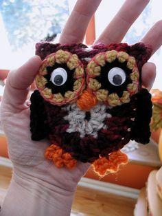 Little owly purse pattern!