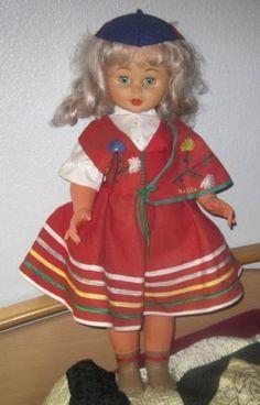 bonecas portuguesas -