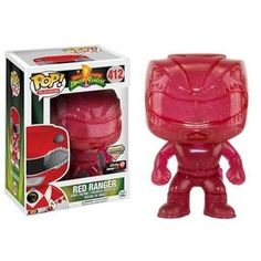 Red Ranger (Morphing) Pop Vinyl Pop Television Mighty Morphin Power Rangers | Pop Price Guide