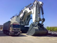 Do you want to drive one of these and earn good money? Apply for a heavy equipment operator training now.