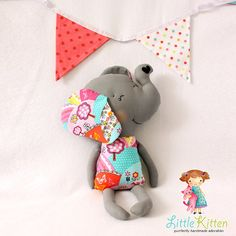Elephant Rag Doll