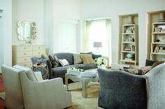 Living room by Bernhardt.
