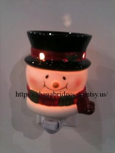 2012 Scentsy Warmer Collection  #Christmas #Winter