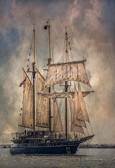 The Tall Ship Peacemaker: