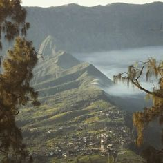 Bromo, Tengger from indonesia.