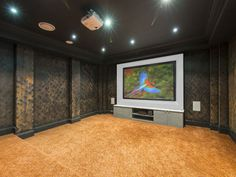 Home Theatre at Dural in Sydney. #hometheatre #dural #sydney