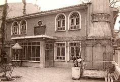 OĞUZ TOPOĞLU : cafer ağa mescidi 1992 şehremini istanbul