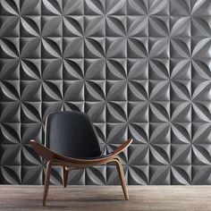 Chrysalis Cast Architectural Concrete Tile - Natural
