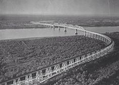Huge Huey Long Bridge I love it!