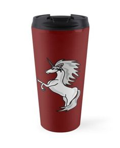 'Untitled' Travel Mug by alexandraharcea Transparent Stickers, Glossier Stickers, Mug Designs, Sell Your Art, Travel Mug, Mugs, Prints, Tumblers, Mug