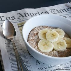 Oats in an Instant