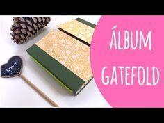 Álbum Gatefold. TUTORIAL. Parte 1: Estructura - YouTube