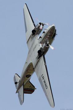 """airplanesgonewild: """" dc-3 """""""