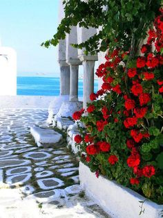 Island of Paros, Greece