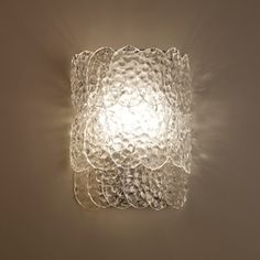"""Vaughan Designs Valere Wall Light sconce 12.5""""W x 15.75""""H x 6.75"""" Ext"""