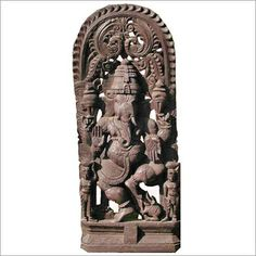 Wooden Godess Statues
