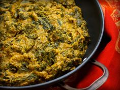 Spicy Kale Curry