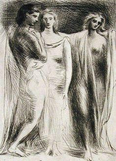 Pablo Picasso, 1922