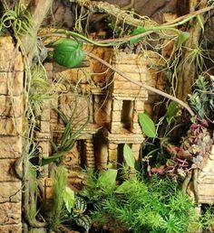 """Jungle Ruins"" Vivarium Theme"