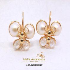 Items similar to Butterfly earrings, earrings with pearl, withe pearl earrings, bridal earrings, butterfly jewelry. on Etsy Butterfly Gold, Butterfly Earrings, Earrings Handmade, Handmade Jewelry, Gold Earrings For Women, 14k Earrings, Real Pearls, Krystal, Wire Wrapped Jewelry