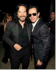 Marco Antonio Solis y Marc Anthony