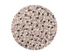 Round Dhruv Stone Rugs