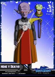 Blue Dragon - Nene y Deathroy by on DeviantArt Blue Dragon, Darth Vader, Deviantart, Fictional Characters, Dragons, Fantasy Characters