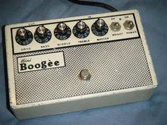 RARE Audio Matrix Mini Boogee 1980 Pre-Tubeworks Tube Driver,  BK Butler!