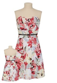 Belted semi-formal tube dress