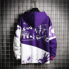 Graffiti, Harajuku, Hip Hop, Japanese Streetwear, Hooded Sweatshirts, Men's Hoodies, Online Shopping, Street Wear, Fashion Outfits