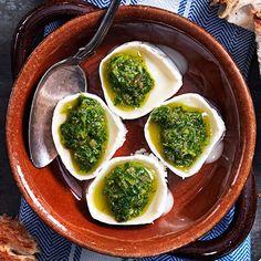 Getost med salsa verde | Recept ICA.se