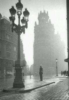Plaza de Canalejas. Años 30.