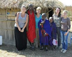 Jenny Keys placement in Tanzania - RCM Midwives #midwife #Tanzania #student