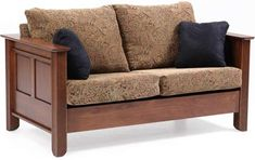 Add American made Amish Furniture to your home! Shop a large selection of solid wood Amish Furniture and buy at A+ Rated DutchCrafters with down! Maple Furniture, Amish Furniture, Solid Wood Furniture, Rustic Furniture, Furniture Making, Rustic Sofa, Den Furniture, Furniture Vintage, Upholstered Furniture