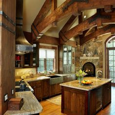 Sitka Log Homes Design, Pictures, Remodel, Decor and Ideas - page 3