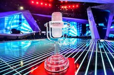 Eurovision Song Contest 2012 trophy