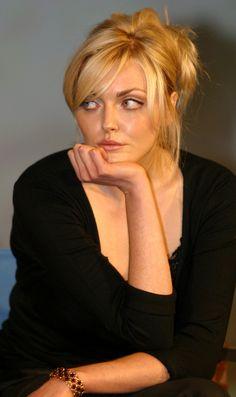 Sophie Dahl - eyes, heart-face, hair!