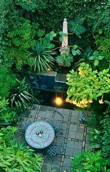 Mediterrane gartengestaltung 45 gartenideen und gartenm for Gartengestaltung chinesisch