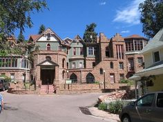 Miramont Castle, Manitou Springs, Colorado