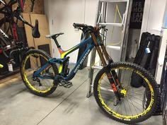 2016 Rocky Mountain Maiden - Ajax-rider's Bike Check - Vital MTB