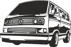 vw t3 cartoon - Google 搜尋