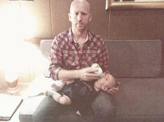 Dear Sad New Dad, - The Dad Issues