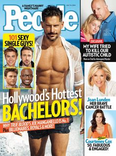 People  Cover, July 14, 2014