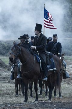 Lincoln (2013) Gorgeous cinematography by Kaminski!!