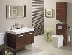 Design Walnut | Bauhaus Bathrooms - Furniture, Suites, Basins - Ultimate Bathroom Solutions