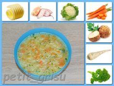 Blog uživatelky petit_grisu | Modrykonik.cz Okra, Cheeseburger Chowder, Guacamole, Soup, Yummy Food, Baking, Blog, Ethnic Recipes, Gumbo