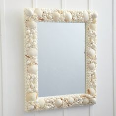 Triton Sea Shell Mirror
